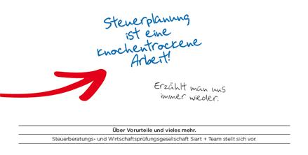 Folder Siart+Team Steuerberatung und Wirtschaftsprüfung 1160 Wien